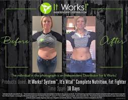 It Works System Its Vital Complete Fat Fighter