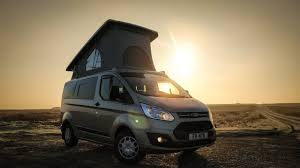 Custom Camper Van Conversion