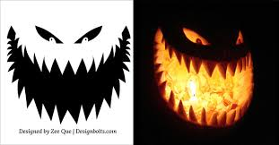 Halloween Stencils For Pumpkins Free by 10 Free Scary Halloween Pumpkin Carving Patterns Stencils