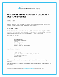 Assistant Store Manager Resume Best Of Beautiful Data Warehouse Format