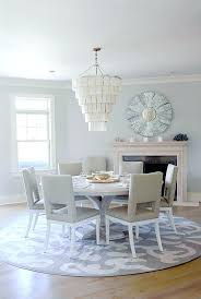 Round Dining Room Rugs Gray Area With Fireplace And Rug Home By Handler Interior Design Target