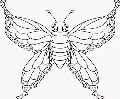 Printable Pictures Coloring Pages Butterfly 81 In Online With