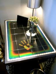 color changing tile living art moving color mesmerizing