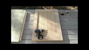 Free Plans For Building A Wood Storage Shed by 6 How To Build A Shed Door How To Build A Generator Enclosure