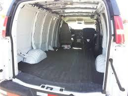Living In A Cargo Van