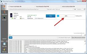 Mobilesupportall How To Flash Using Intel Phone Flash Tool