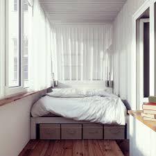 wir rüsten das schlafzimmer auf dem balkon aus 3 hauptbühnen