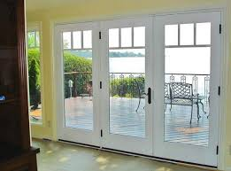 Therma Tru Patio Doors With Blinds by Best 25 Craftsman Patio Doors Ideas On Pinterest Porch Appeal