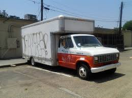 1989 Ford Econoline 350 [Ex-U-Haul] [Junk Car] By TR0LLHAMMEREN On ...
