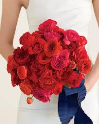 Vibrant Bouquet Browse Red Options In Various Styles And Blooms This Voluptuous Clutch Of Riotous Roses Ranunculus Is Gathered Together
