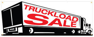 Image Is Loading Truck Load Sale Banner Furniture Store Closing Cheap
