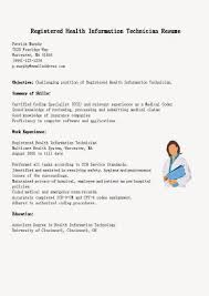 Information Technology Resume Examples Stunning Template Word Unique Alluring