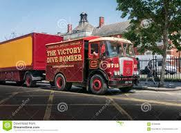 100 Atkinson Trucks Old Circus Lorry Trailer And Caravan Editorial Photo