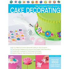 Wilton Decorator Preferred Fondant Michaels by The Complete Photo Guide To Cake Decorating