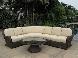 Outdoor Sectional Sofa Walmart by Outdoor Sectional Sofa Roselawnlutheran