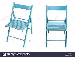 Wooden Folding Chair, Wooden Chair Blue, A Chair Made Of ...