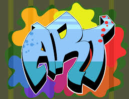 How To Draw Graffiti Names Via WikiHow