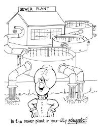 Is The Sewer Plant In Your City Adequate
