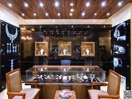 JW060 Luxury Retail Jewelry Display