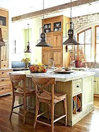 Marvelous Rustic Kitchen Lighting Rustic Kitchen Hanging Lights