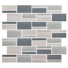american olean mosaic tile american olean color appeal blends c141 sea cliff blend 3 x