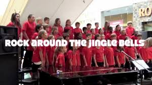 Rockin Around The Christmas Tree Karaoke Miley by Rock Around The Jingle Bells Youtube