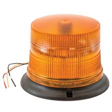 100 Strobe Light For Trucks Buyers Products Company Amber LED Permanent Mount
