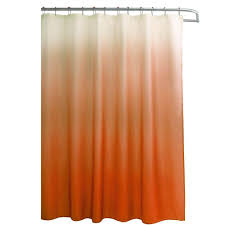 Creative Home Ideas Ombre Waffle Weave 70 in W x 72 in L Shower