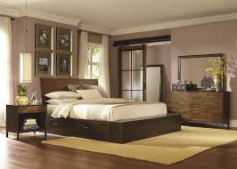 plete Platform King Bed with e Storage Drawer by Legacy