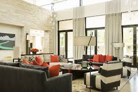 living room amazing living room bay window curtain ideas with