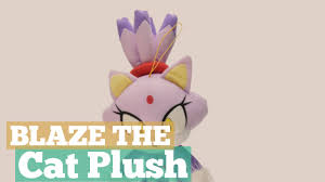 blaze the cat plush blaze the cat plush our editor choice collection
