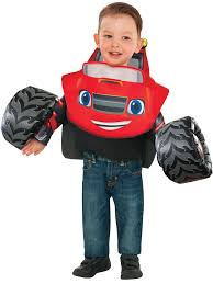 Blaze And The Monster Machines Blaze Youth Costume - Baby/Toddler ...