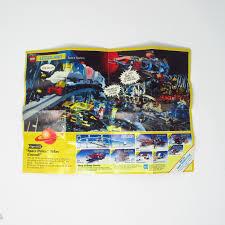 100 Lego Space Home Futuron Auxiliary Patroller 6850