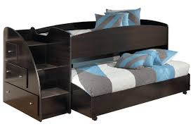 Twin Bed Frame with Drawers Home Round