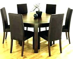Set Deals Dining Room Table Black Di