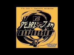 Pearl Jam Garden Unplugged