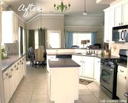 Chalk Paint Colors For Cabinets by Painted Kitchen Cabinets Kitchen Cabinet Chalk Paint Colors