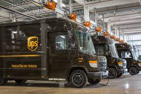 100 Ups Trucks For Sale UPS Introduces Hybrid Longrange Trucks That Change Modes