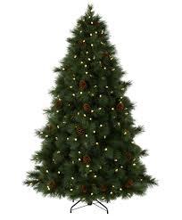 Pencil Xmas Trees Pre Lit by Virginian Pine Christmas Tree Tree Classics