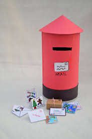 M Is For Mail Truck, Mini Mail Kit, No Directions But Easy To Do ...