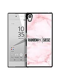 siege sony present for sony z5 cell phone tom clancy s rainbow