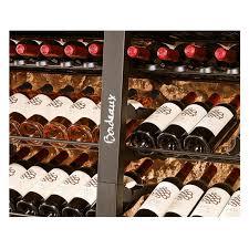 modulosteel rangement contemporain de cave à vin modulable en