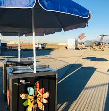 Ice Cream Catering - Ice Cream Catering For Airshow - SBD Fest 2018