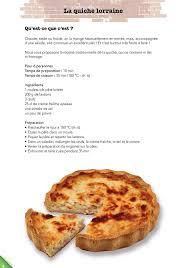 3 recettes cuisine autour de la gastronomie recettes et activités pour la classe avec