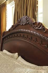 north shore california king sleigh bed by ashley home gallery stores