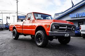 Used 1972 Gmc Pickup C10 4×4 Truck For Sale 36459a Pertaining To ...