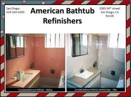 Bathtub Resurfacing San Diego Ca by American Bathtub Refinishers Home Facebook