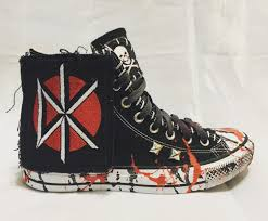 Dead Kennedys Halloween by Dead Kennedy U0027s Shoes By Chad Cherry
