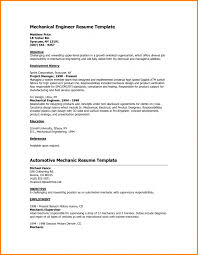 Free Download Sample Mechanical Engineer Resume Objective Examples Sidemcicek Of