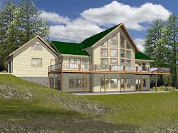 The Waterfront House Designs by Page 4 Of 21 Waterfront House Plans The House Plan Shop
